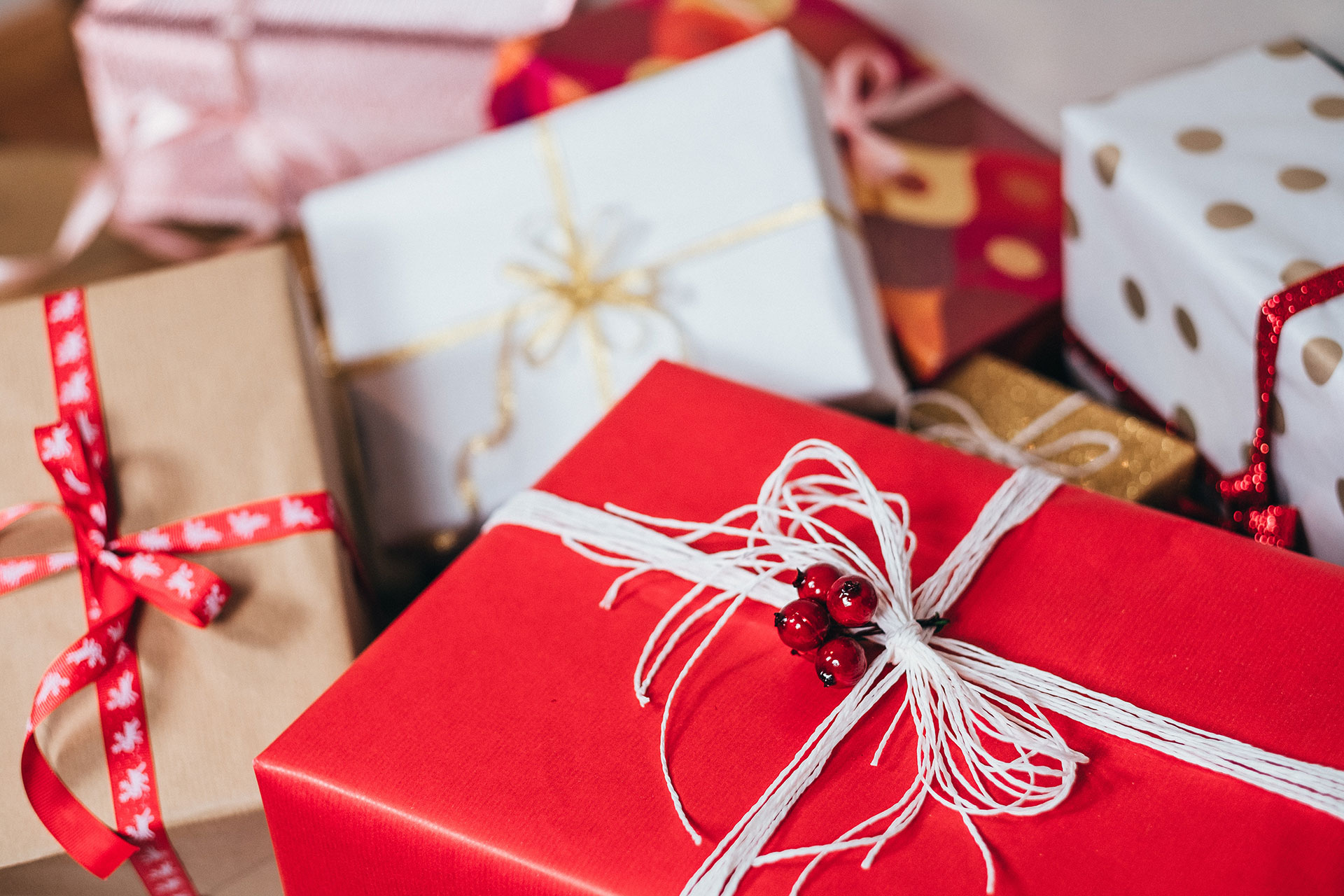 Novogodišnji pokloni za partnere i zaposlene